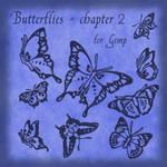 Butterflies - Chapter II for Gimp