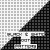 Dot patterns for Photoshop by KrayboX