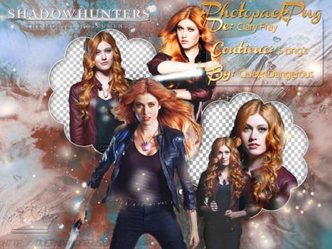 +PhotopackPNG | Clary Fray | QueenDangerous