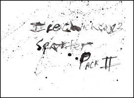 Icechicken Spatter Pack II by Icechicken