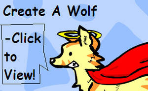 Create A Wolf by TwilightWolfEpona