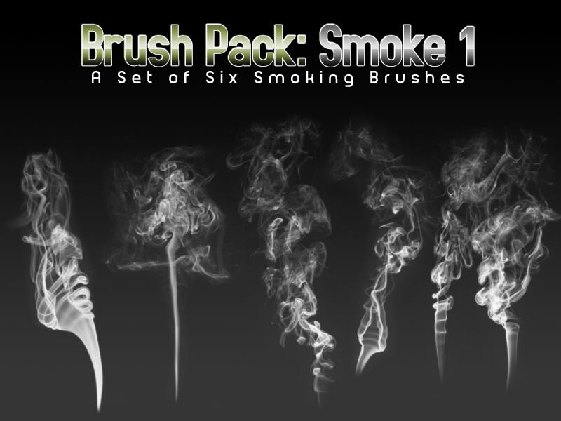 Smoke Brushes - Six by PerpetualStudios