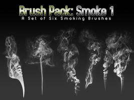 Smoke Brushes - Six