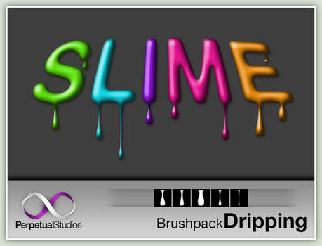 Brushpack - Dripping