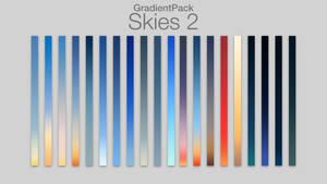 GradientPack - Skies 2 (Fixed)