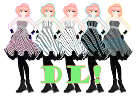 DRESS LUKA DL! by DIBUJOSLOVE