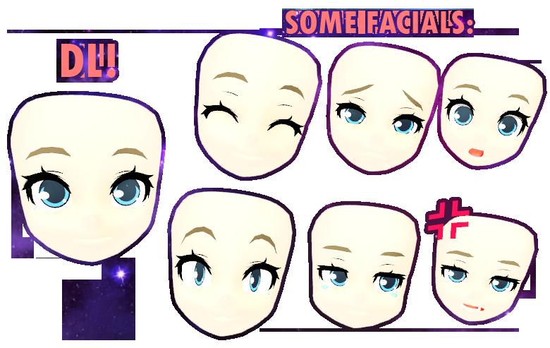 Nakao Face Edit DL! by DIBUJOSLOVE