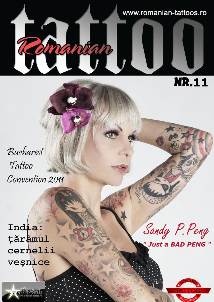 Tattoo magazine romanian tattoo news by shaddow3333 for Tattoo artist magazine download
