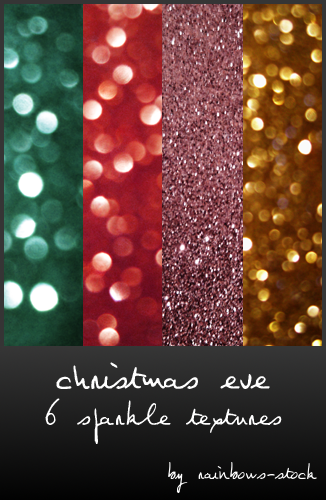 christmas eve textures by rainbows-stock