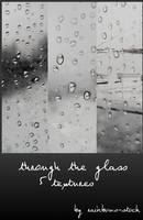 through the glass textures by rainbows-stock