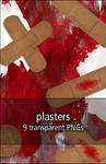 plasters - pngs