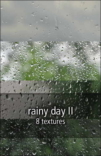 rainy day II textures