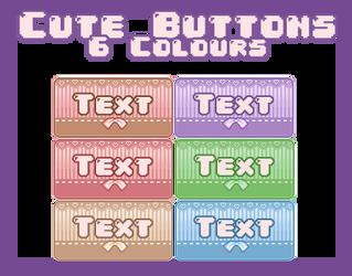 Custom Buttons on CustomizeYourProfile - DeviantArt
