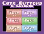 [Pixel] Cute Buttons