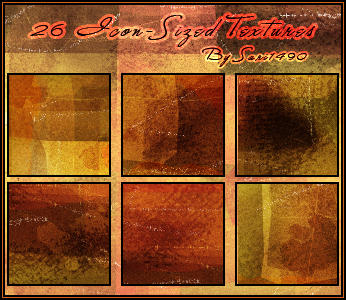 Icon-Sized Texture Set - by sari1490