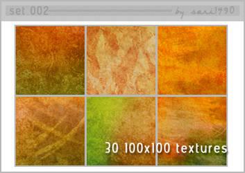 30 100x100 textures- set 002 by sari1490