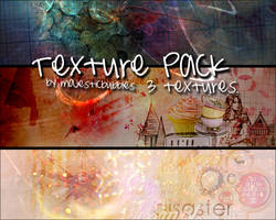 3Textures. by MajesticBubbles
