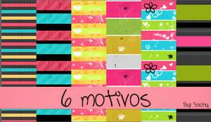 Motivos Rallados by: Sochy ZIP