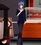 MMD Ai Mikaze Tea DL [Down]