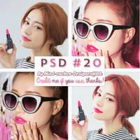 [PSD] PSD #20 by MinJ-cucheo-Designer