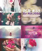 [PSD] PSD #39 by MinJ-cucheo-Designer