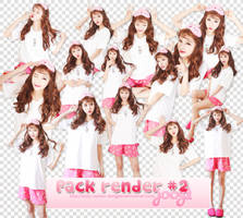 Pack render #2 by MinJ-cucheo-Designer