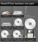 WasteOfTime hardware icon pack
