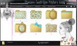 Princess Cendrillon Folders Icons