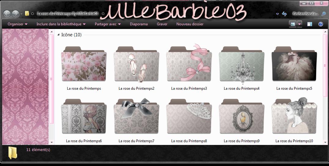 La rose du Printemps by mllebarbie03