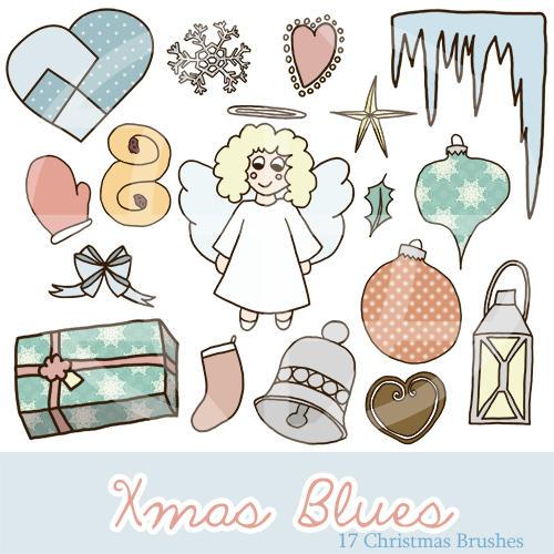 Xmas Blues by aaherregud