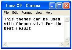 Chroma XP Blue by almawardi