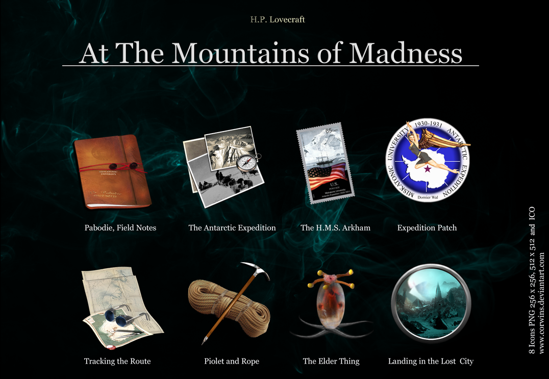 At The Mountains of Madness - Windows version by Corwins