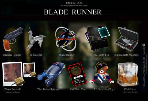 BLADE RUNNER  OSX