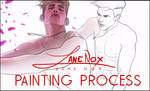 ZaneNox Painting Process01 by ZaneNox
