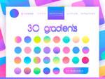 resources   30 gradients