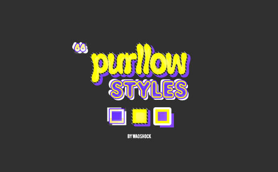 PURLLOW STYLES