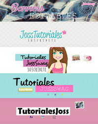 Banners PSD'S YT