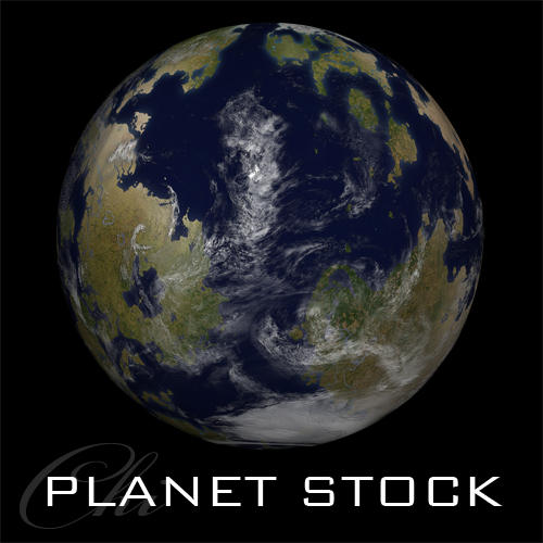 Land planet stock 01 by tommyvanklies