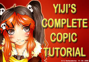 Yiji's Complete Copic Tutorial by Yiji