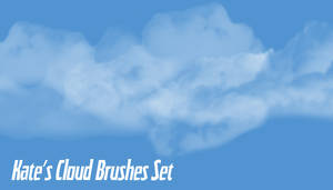 Kate's Cloud Brushes