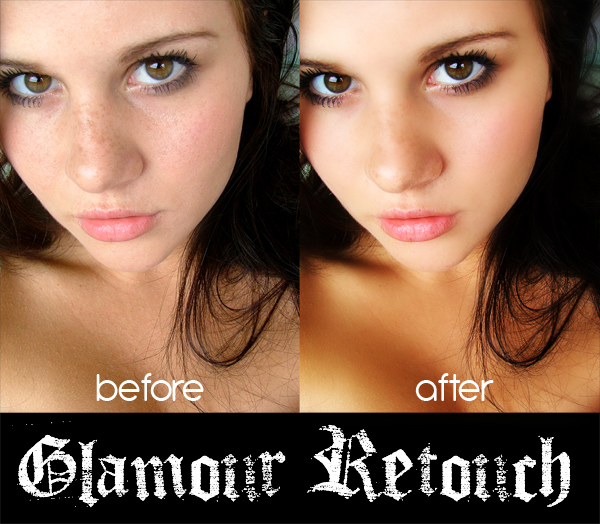 Glamour Skin Retouch