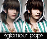 Glamour Pop Action