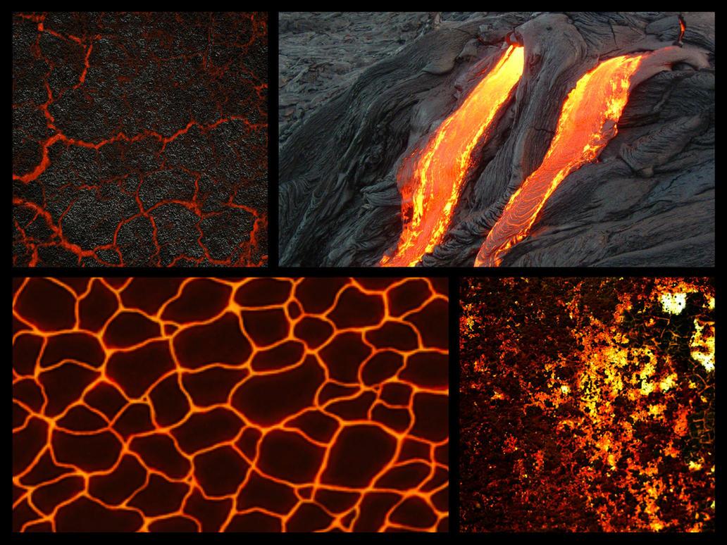 Lava  Textures by FDPSC