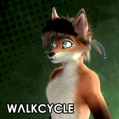 Walkcycle Commission for...