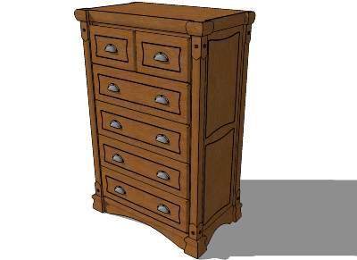 MMD - Dresser by KuraiLilia1998