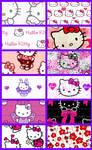 Hello Kitty Pattern 1