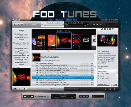 Foo Tunes