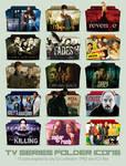 TV Series Folder Icons I