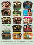 TV Series Folder Icons II