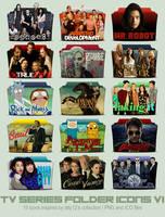 TV Series Folder Icons VI
